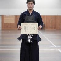 剣道優秀選手